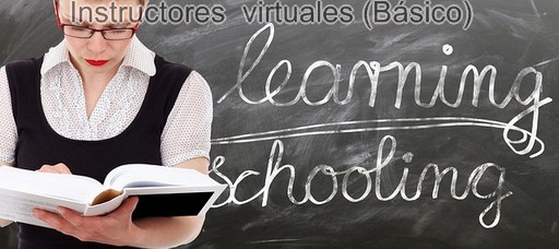 curso nivel básico instructor virtual