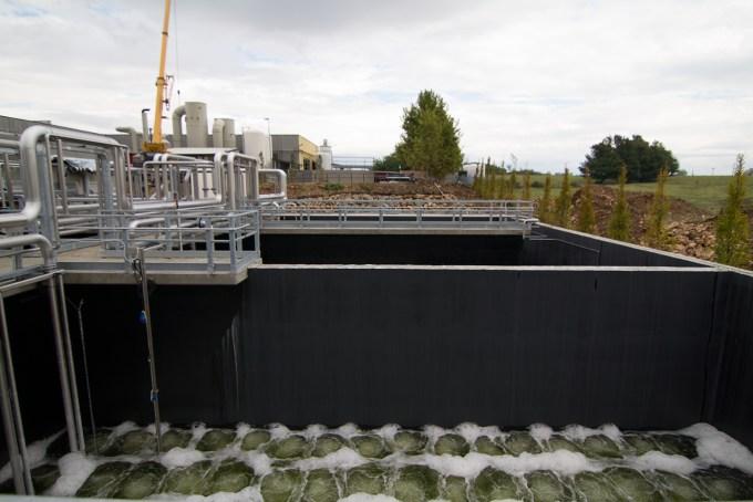Trattamento rifiuti liquidi pericolosi