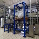 Trattamento rifiuti liquidi - Impianto Berg SpA