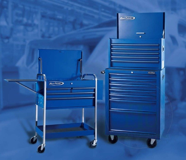Blue Point Drawers Roll Cab