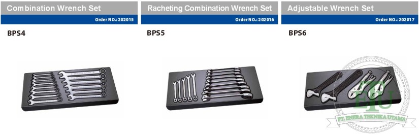 Blue Point Combination Wrench Set
