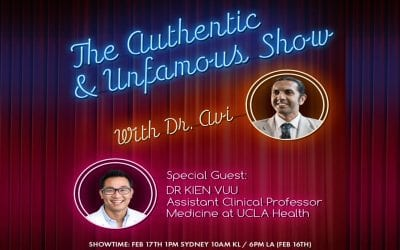 The Authentic & Unfamous Show with Dr Avi Episode 2