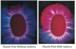Aulterra Enhance Kirlian Photography
