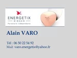 Energetix CARTE-VISITE.varo.alain