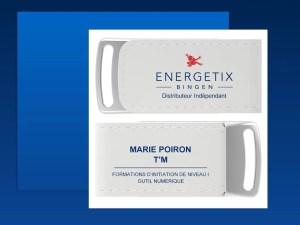 Energetix FORMATION CLE USB DEF.007
