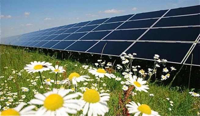 La energía solar en España