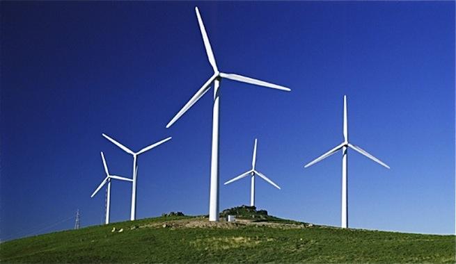 Un 19% más de producción eólica mundial en 2012