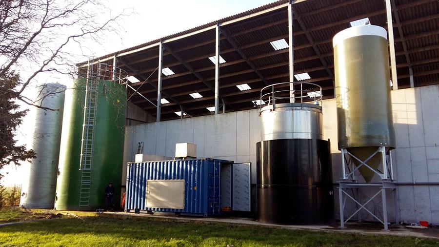La Secretaría de Ambiente regularizó el uso de biofertilizantes provenientes de la generación de biogás