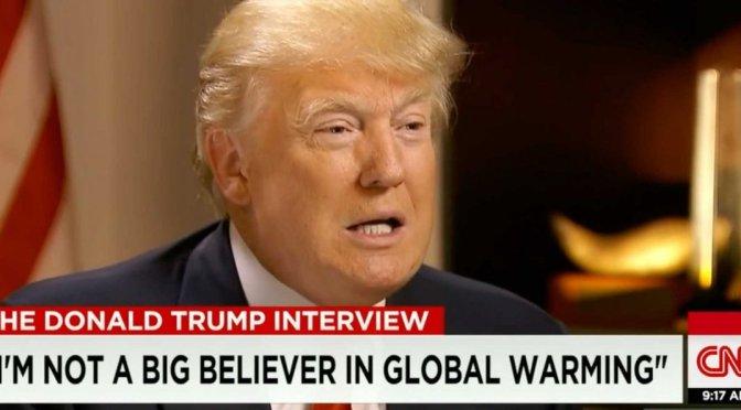 La presidenza di Trump: poco sole, tanto petrolio e… nucleare