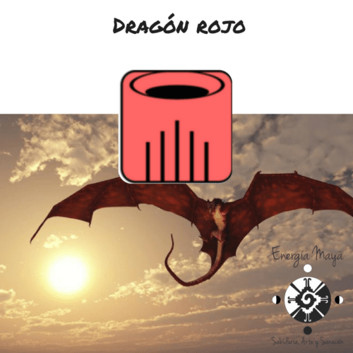 Dragòn Resonante Rojo-Kin 241