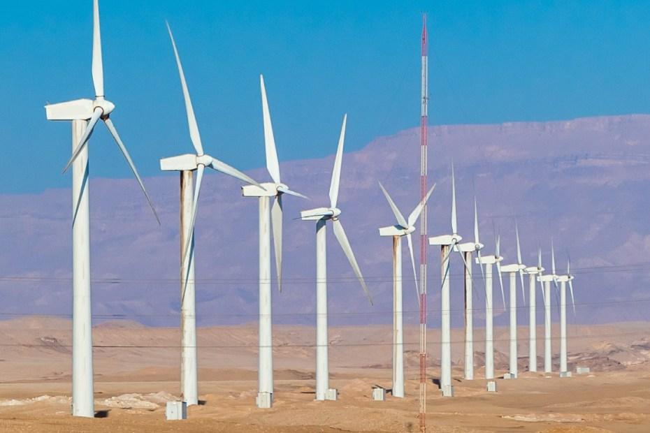 La industria de energía eólica en 2019