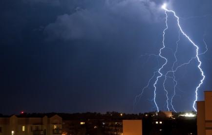 appliances against lightning