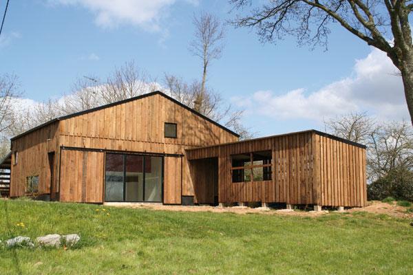 constructeur batiment agricole bois belgique