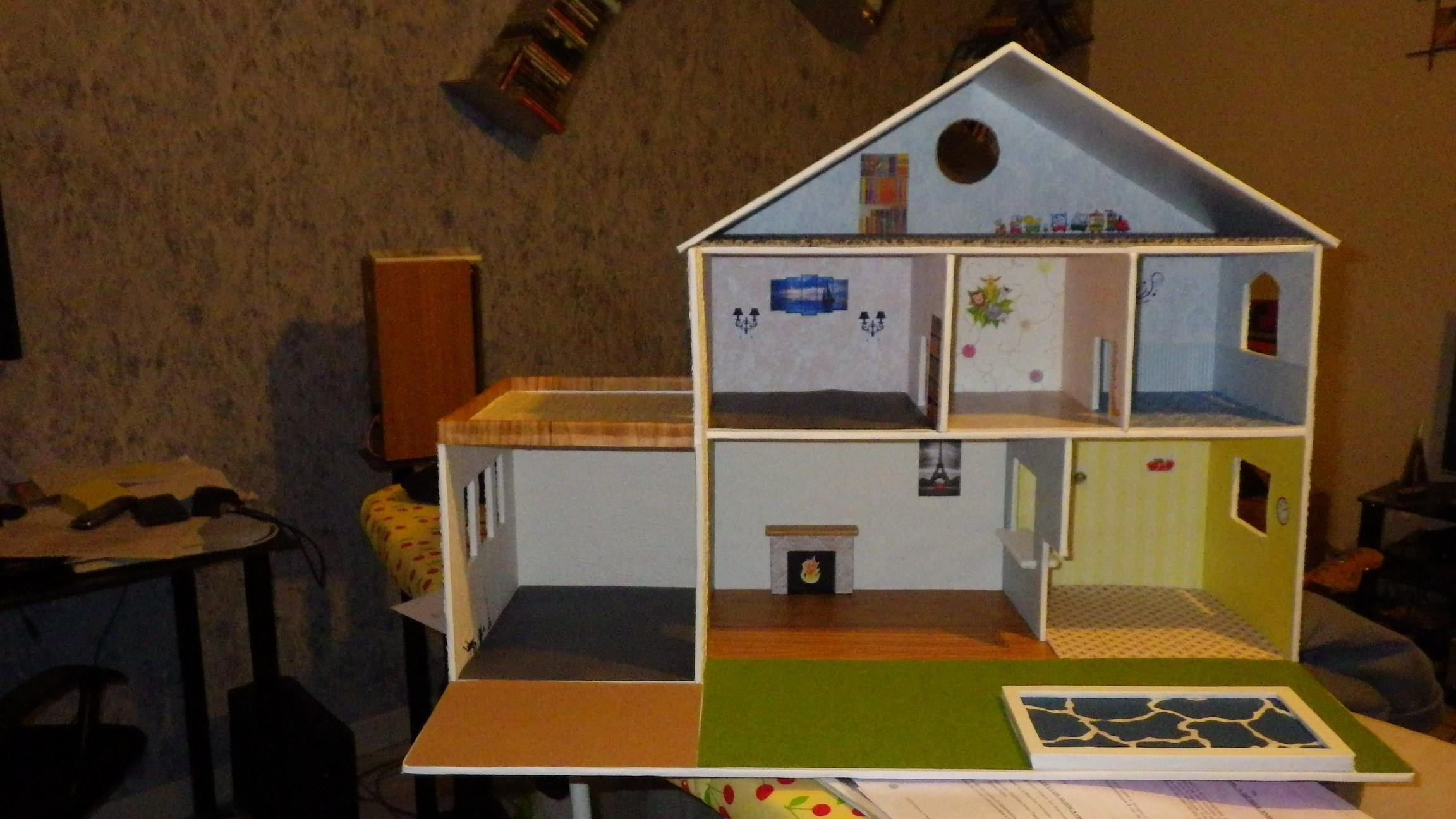 comment faire un plan de maison en bois