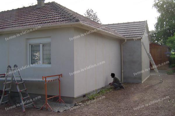 isolation maison forum
