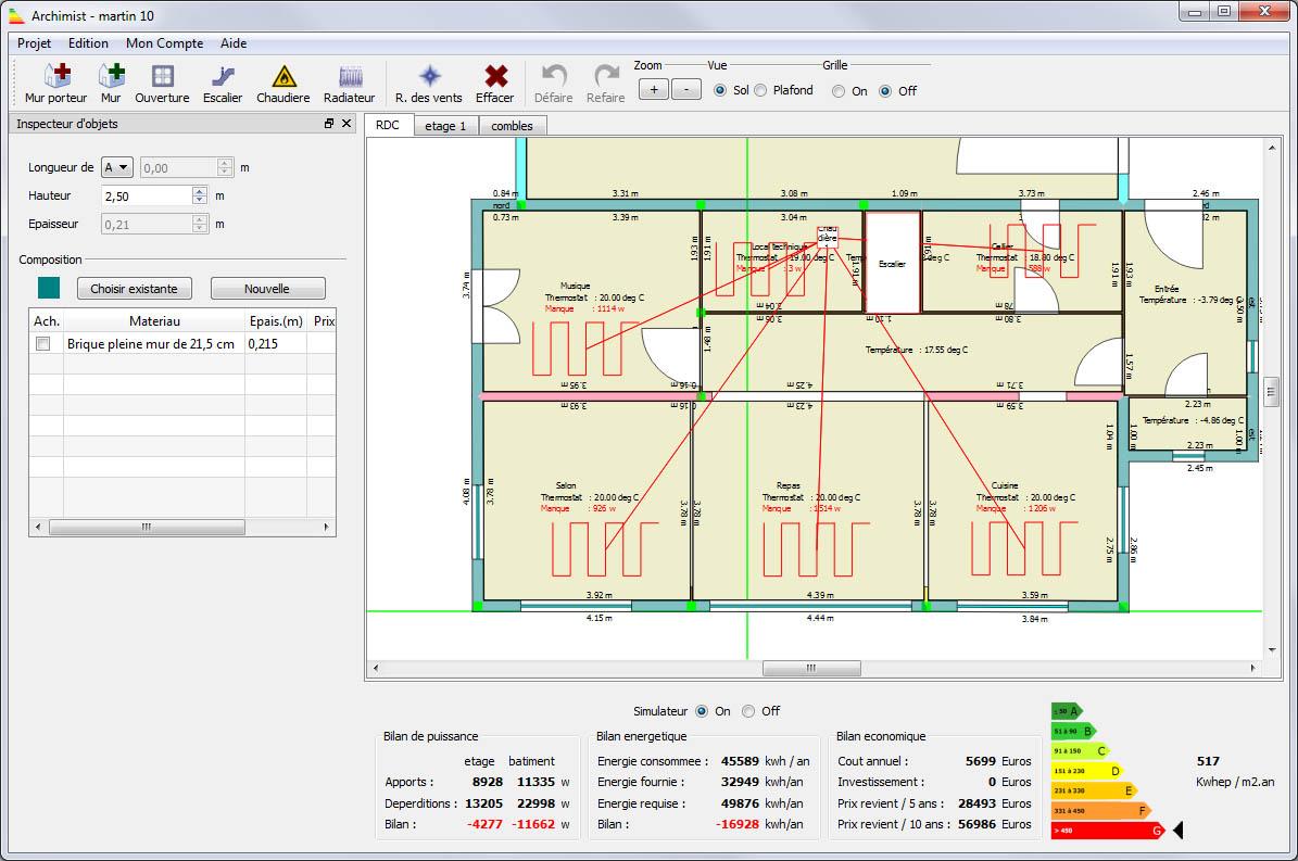 Logiciel gratuit plan maison bois 3d la biomasse notre energie - Logiciel gratuit plan maison 3d ...