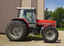 argus tracteur