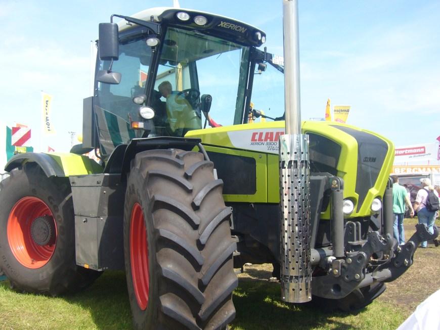 tracteur claas 410