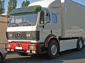 ancien camion scania
