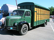 camion tracteur occasion france