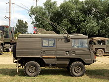 transport d'une voiture par camion