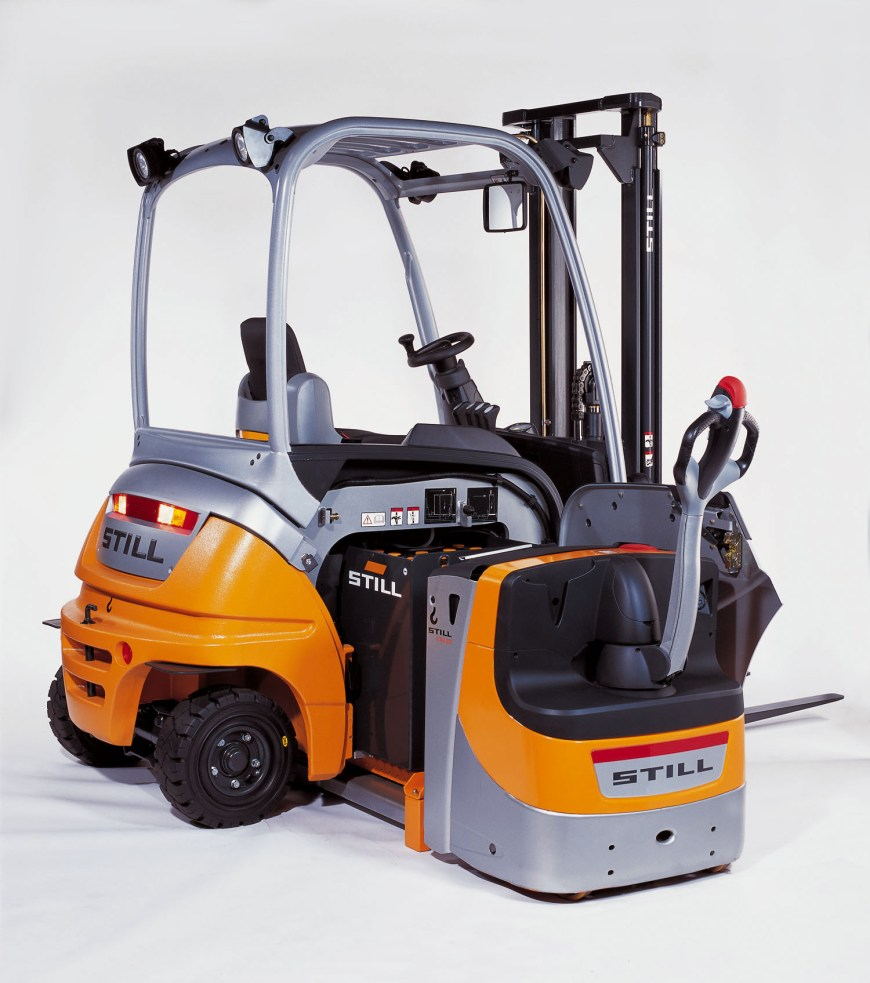 chariot hyster