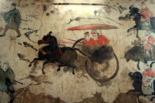 chariot still