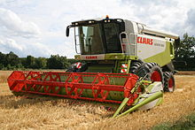 claas axion nord
