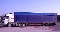 europe camion benne