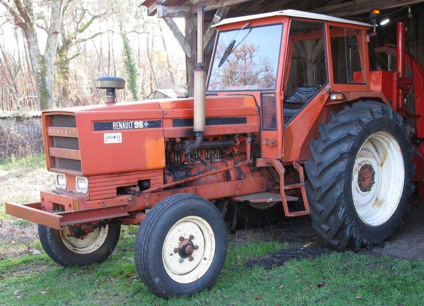 filtre a air tracteur agricole