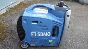 sdmo groupe électrogène diesel