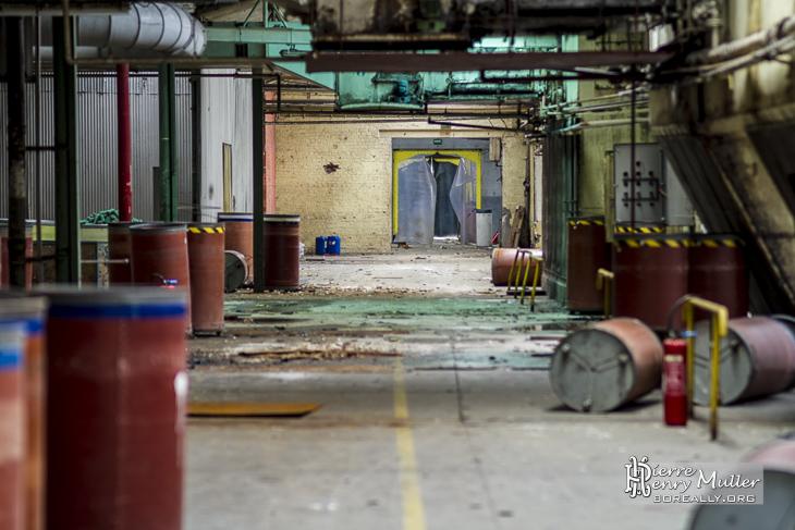 hangar metalique