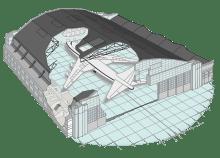 hangar metallique