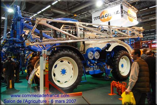 machine agricole occasion