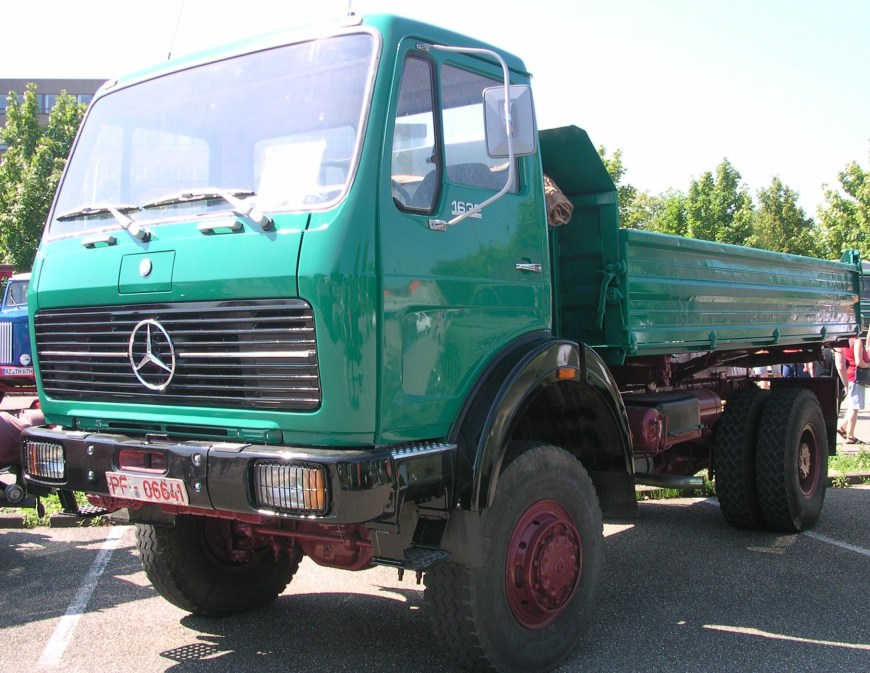 mercedes atego occasion