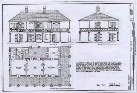 plan maison en bois gratuit