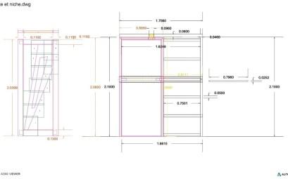 plan pour maison en bois