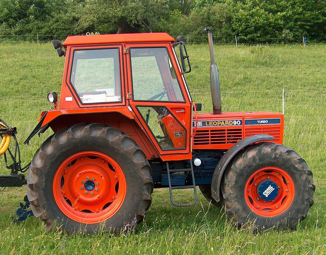 Agriculture Cooperative Rtma 130 Ts 80 90 100 110 Revue Technique Tracteur Agricole New Holland Équipements Professionnels