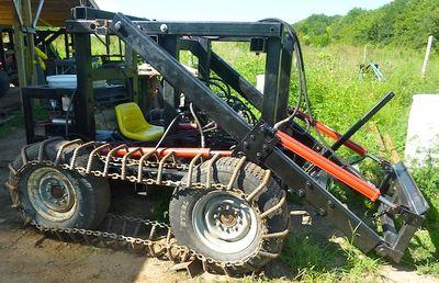 micro tracteur neuf en promo
