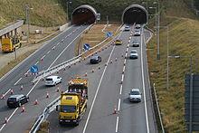 tunnel occasion