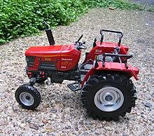 yanmar tracteur