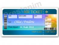 billet d avion