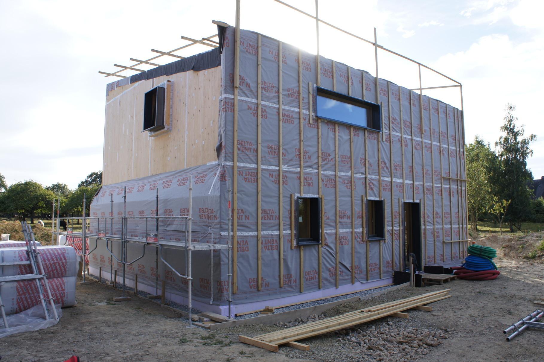 isolation container pour habitation