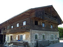 maison bois madrier