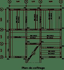 fichier autocad maison