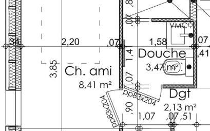 exemples de plans de maisons