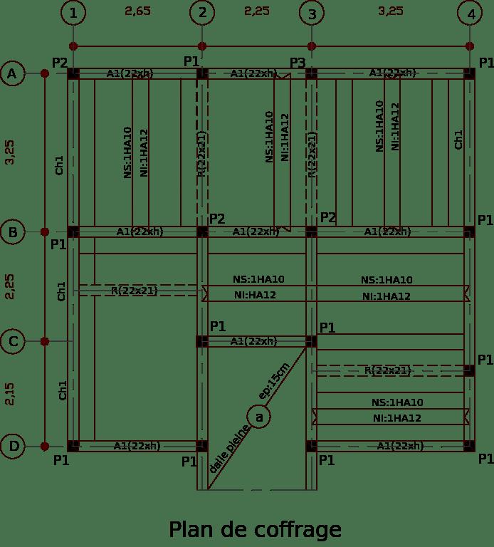 plan complet de maison gratuit