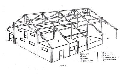 fabricant de hangar agricole