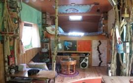 aménagement bois fourgon utilitaire