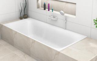 Richtiger Einbau Badewanne   Bauforum auf energiesparhaus.at